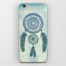 Double Dream Catcher iPhone & iPod Skin