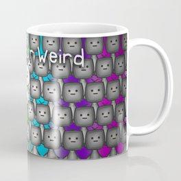 Love Your Weird Coffee Mug