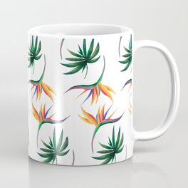 tropical botanical Coffee Mug