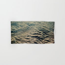 Amazing Earth - Wrinkled Mountains Hand & Bath Towel