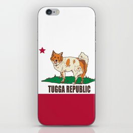 Tugga Republic iPhone Skin