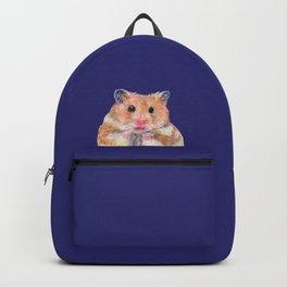 Cute Little Hamster Backpack