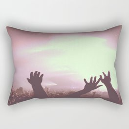 Pretty Lights Rectangular Pillow