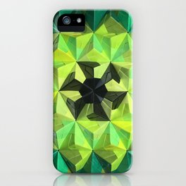 Forest Hues iPhone Case
