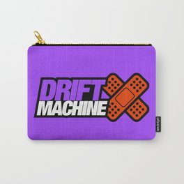 Drift Machine v7 HQvector Carry-All Pouch
