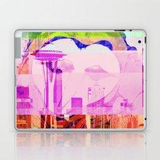 Seattle   Project L0̷SS   Laptop & iPad Skin