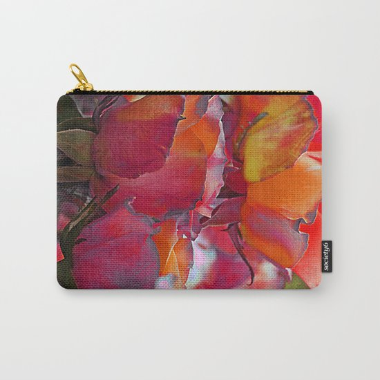Romantic roses(9). Carry-All Pouch
