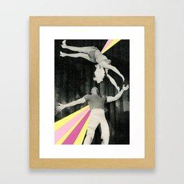 Dynamos Framed Art Print