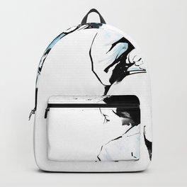Shibari - Japanese BDSM Art painting #2 Backpack