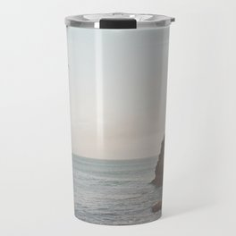 A Break From the Pack in Big Sur Travel Mug