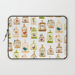 Bird Cages Laptop Sleeve
