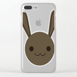 jaunes Pumkin Pete Hoodie (Also in shirts and what not) Clear iPhone Case