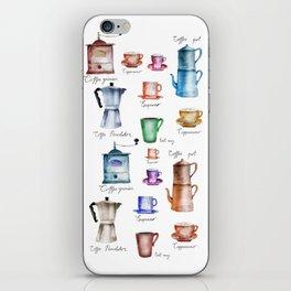 Coffee Time! iPhone Skin