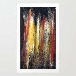 Cosmic ing6 Art Print