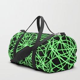 Green Chaos 4 Duffle Bag