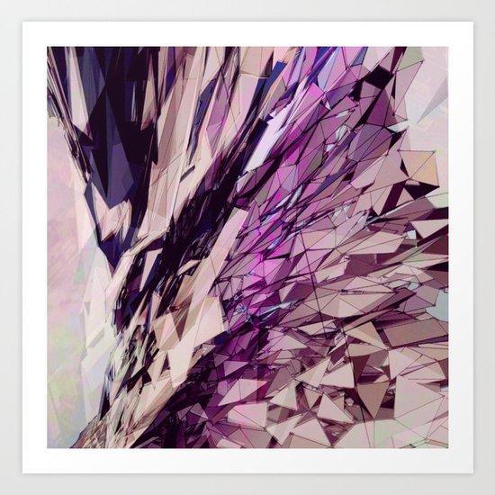 Raindrops/Rainbows Art Print