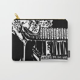 Chinese Garden Carry-All Pouch