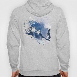 The Longboard Surfer Hoody