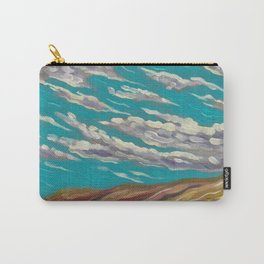 OLD TIMEY CLOUDSCAPE Carry-All Pouch