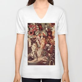 The Sacred Unisex V-Neck