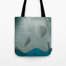 imagine Tote Bag