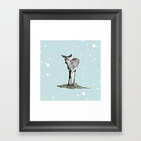 Bambi Framed Art Print