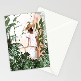 Peaceful Morocco Stationery Cards
