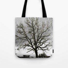 L'arbre de Gourdon Tote Bag