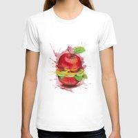 burger T-shirts featuring burger by Boho déco