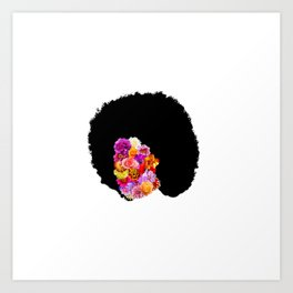 Black Girl Magic Art Print