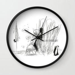 Acarism Letsgo Wall Clock