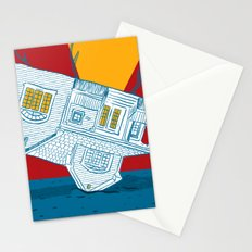 UPSIDEHOUSE Stationery Cards