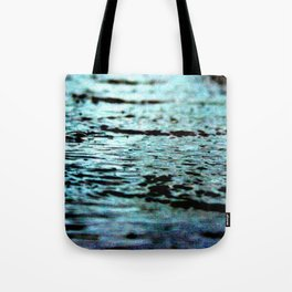 Red shores Tote Bag