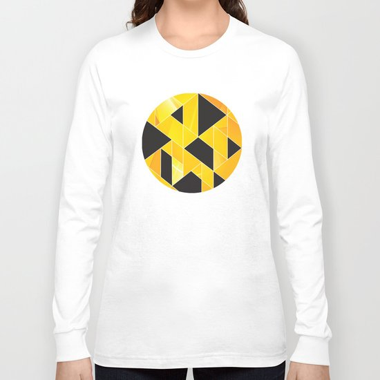 Citrine Long Sleeve T-shirt