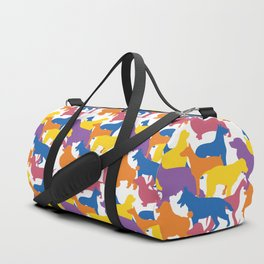 Dog Pattern 2 Duffle Bag