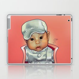 Y's Baby Crest Laptop & iPad Skin