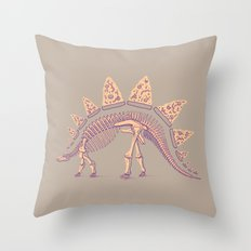 Pizzasaurus Awesome Throw Pillow