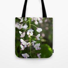 Walking in the Garden Tote Bag