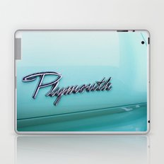 1960 Plymouth Laptop & iPad Skin