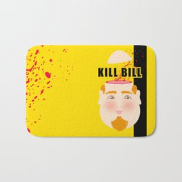 Kill Bill Bath Mat