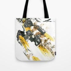 Cult of the Fast Machine Tote Bag