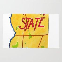 Hail State Rug