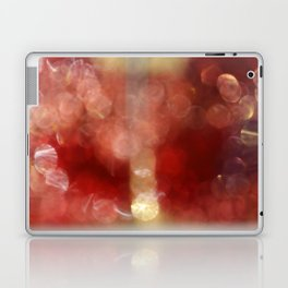 Red Blur  Laptop & iPad Skin