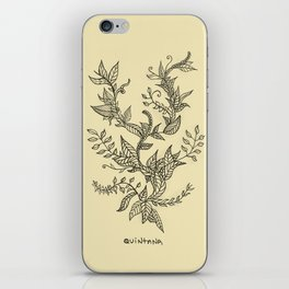 Quintana iPhone Skin