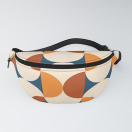 60s Beans Pattern Fanny Pack