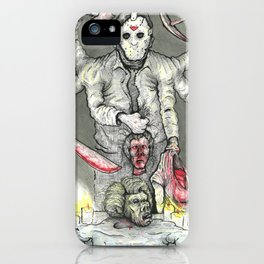 God of the Lake iPhone Case