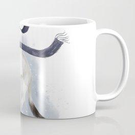 Winter Ermine Coffee Mug