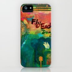 Fly Each Day Slim Case iPhone (5, 5s)