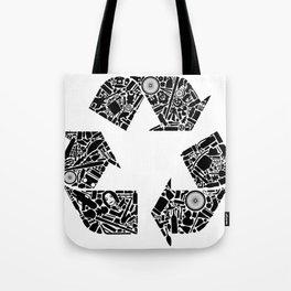 Recycling is Cool Tote Bag