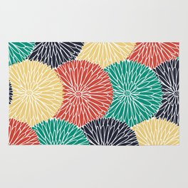 Flower Infusion 2 Rug